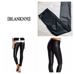 Blank NYC Vegan Leather Pants